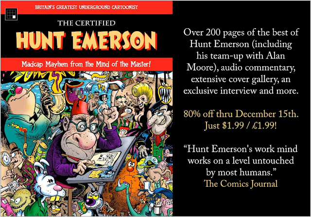 Hunt Emerson Special Offer