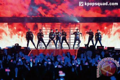 Super Junior Konfirmasi Jadwal World Tour ke 7 ( SS7 )