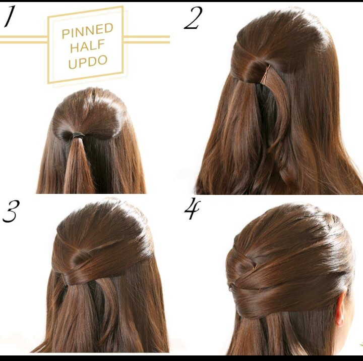 How To Make Easy Hairstyles For College Hair
