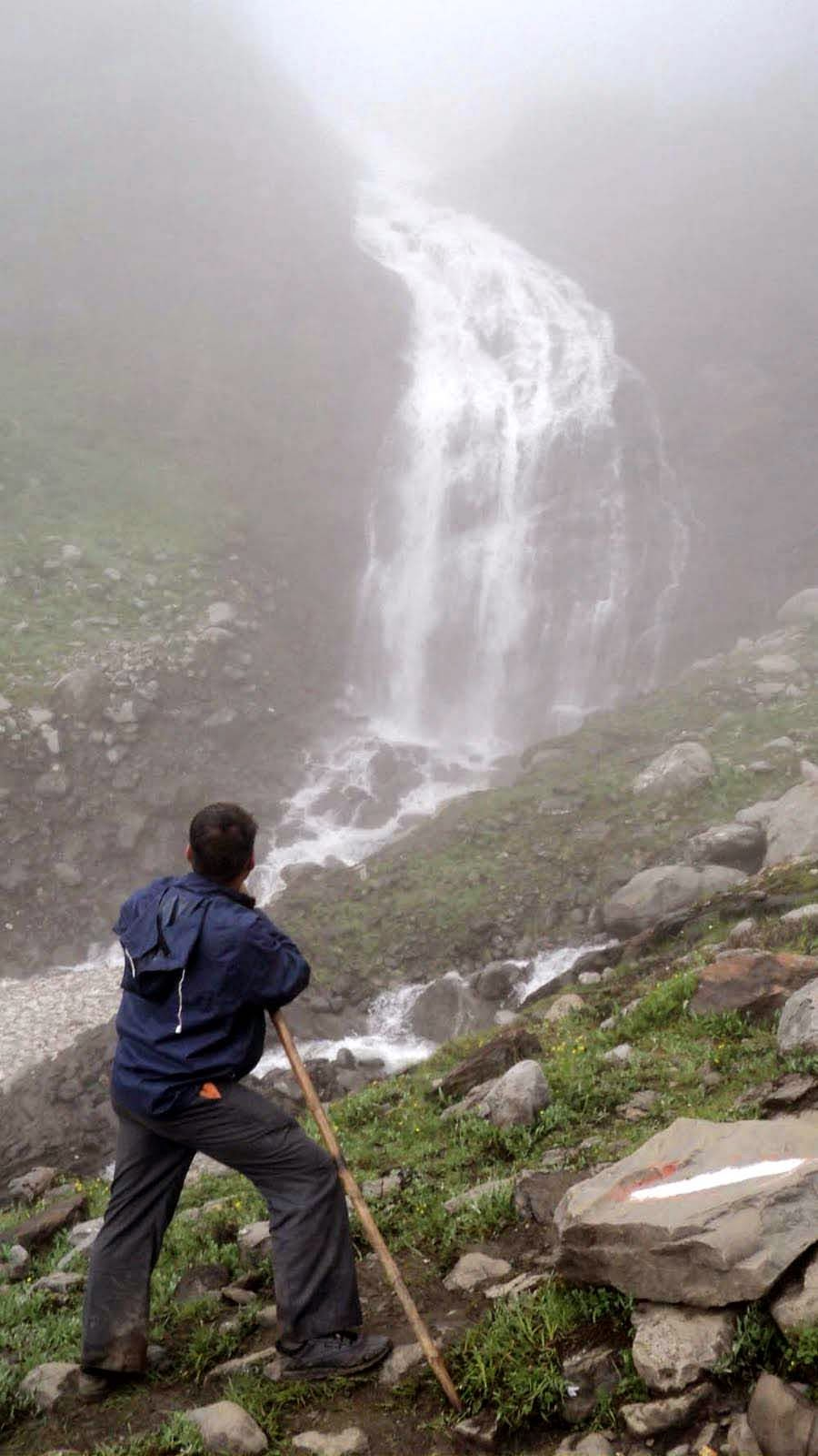 श्रीखण्ड महादेव यात्रा- भीमद्वारी से पार्वती बाग