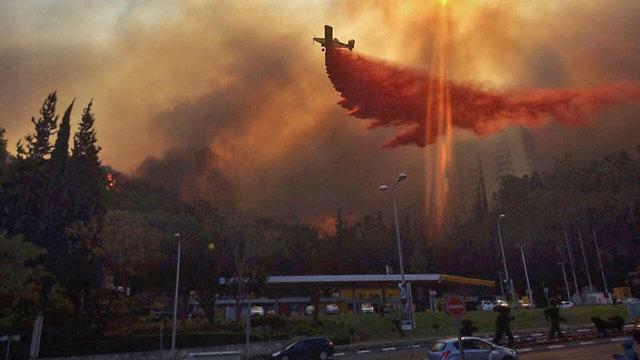 إسرائيل-تحترق-هل-هو-تدمير-للبيئة-الفلسطينية-أم-عقاب-إلهي-كالتشر-عربية