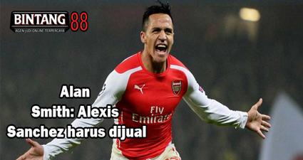 Alan Smith: Alexis Sanchez harus dijual