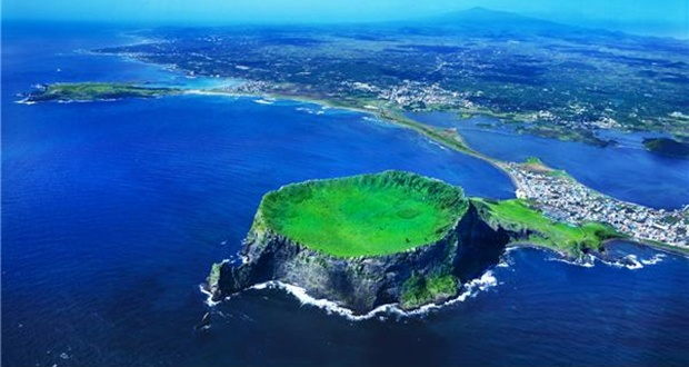 Jeju Island. South Korea