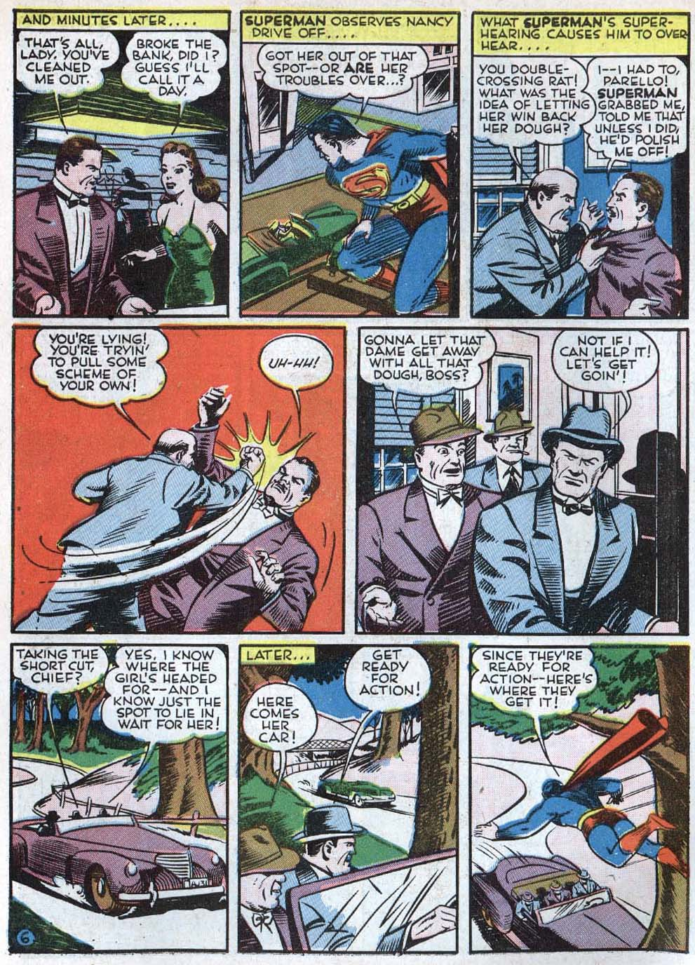 Read online Action Comics (1938) comic -  Issue #40 - 8