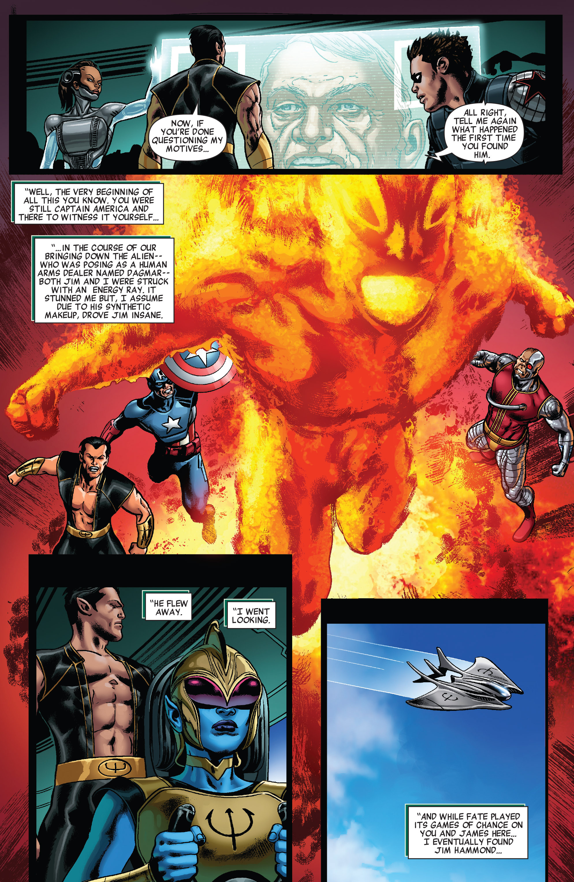 Read online All-New Invaders comic -  Issue #11 - 7