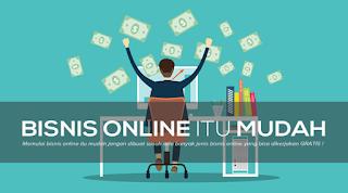 Kenapa Bisnis Online Lebih Menguntungkan? Ini Dia Alasanya
