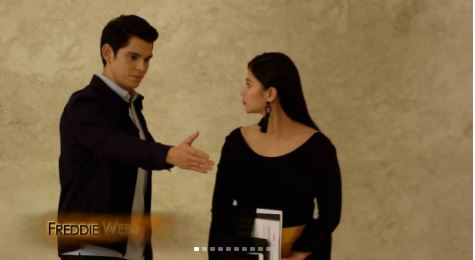 Gilbert Imperial Shows Signs Of Jealousy As Jacintha Magsaysay Entertains Morris Antonio, Supremo's Vampire Servant
