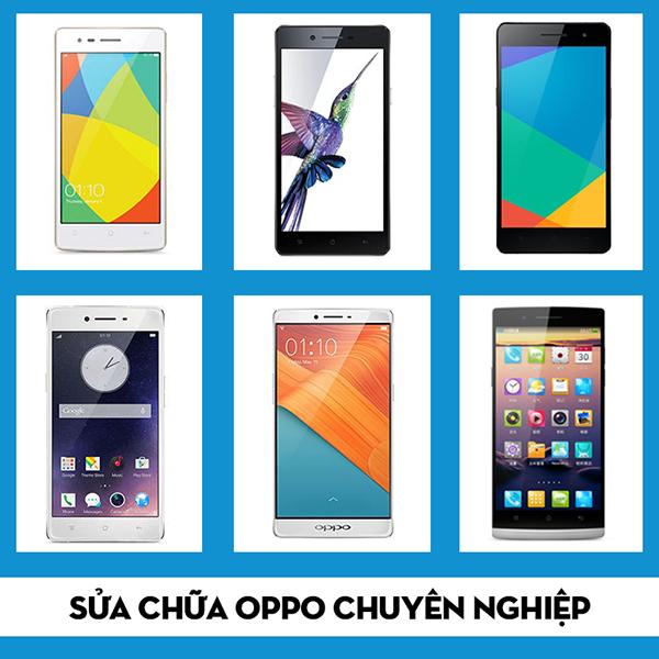 Dịch vụ thay màn hình Oppo F1s giá rẻ