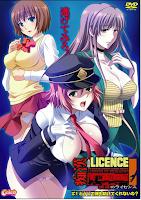 Chikan no Licence