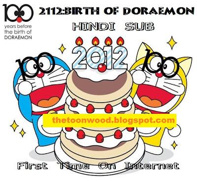 The Birth Of Doraemon HINDI Full Movie Download Watch online