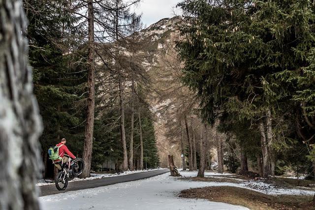 On One Fatty Mountainbike Tour Trunajoch