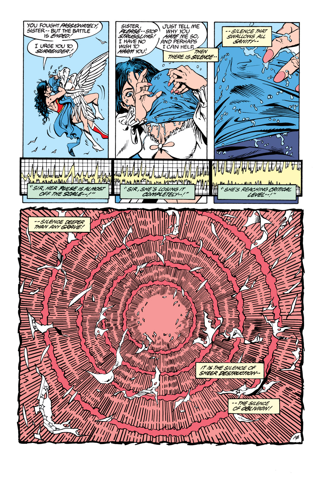Read online Wonder Woman (1987) comic -  Issue #16 - 15