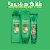 Amostras Grátis - Linha Liso Brasileiro de Garnier Fructis