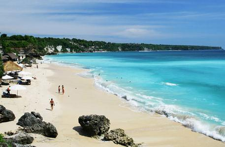 Tempat wisata pantai dreamland di bali