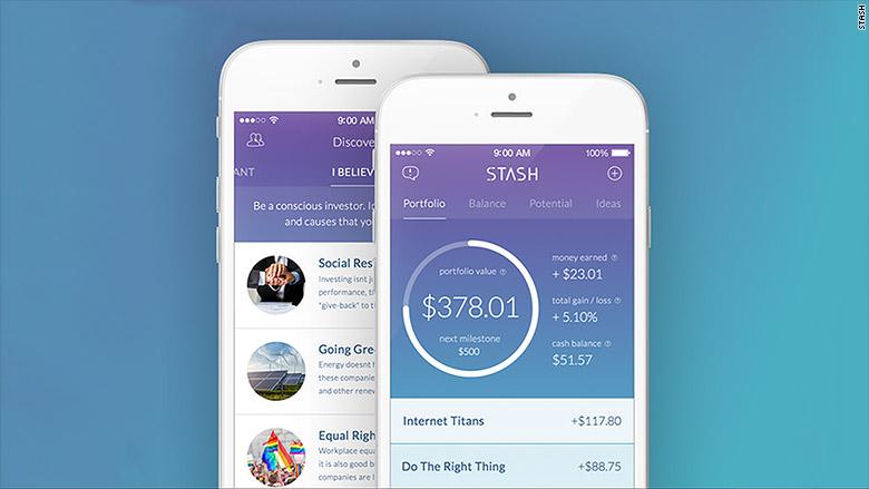 Best-Money Making-Apps-2018-Acorns-6