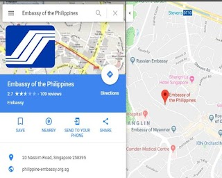 SSS Singapore Branch Location, Telephone Number and Email
