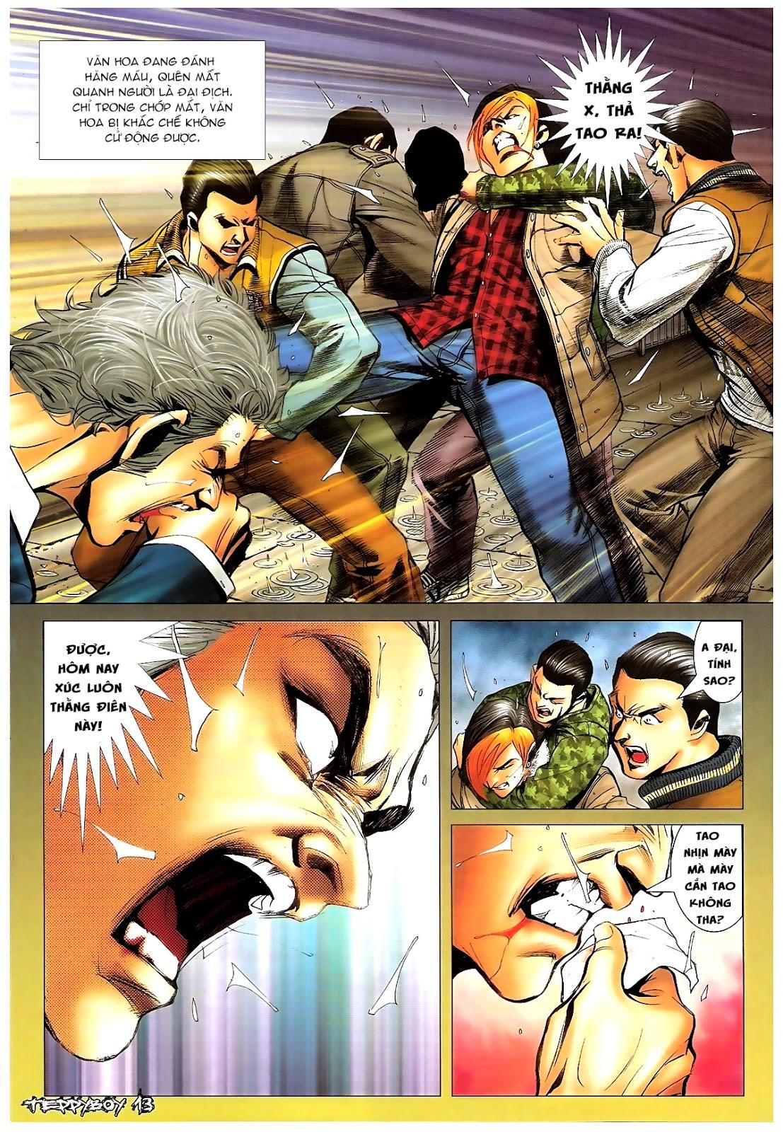 Người Trong Giang Hồ - Chapter 1383: Tiểu Xuân vs Thế Chương - Pic 10