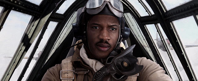Red Tails [Escuadrón Rojo] (2012) BRRip HD 720p Latino Dual