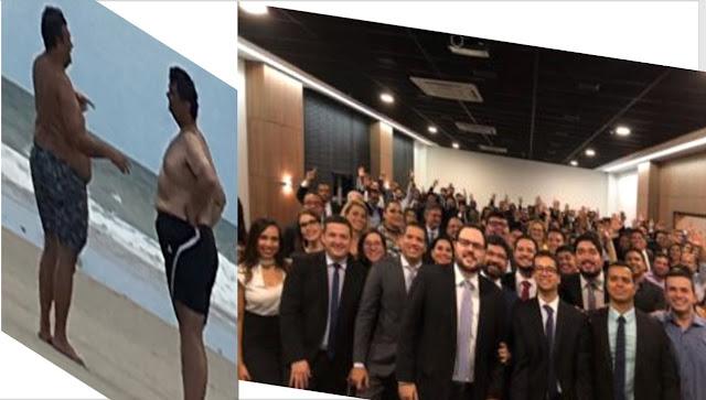 Flávio Dino com  forte domínio do Legislativo, do Judiciário e tentáculos nos poderes periféricos agora também quer o controle da OAB