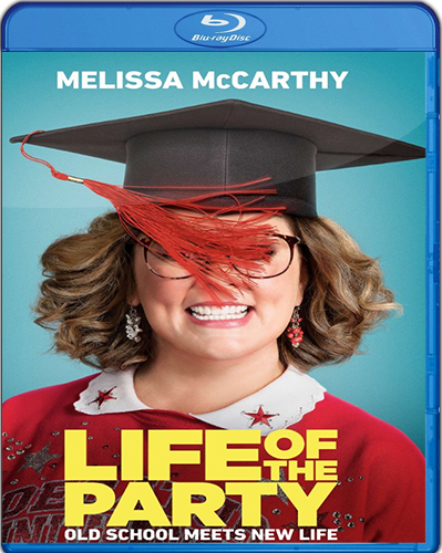Life of the Party [2018] [BD50] [Latino]