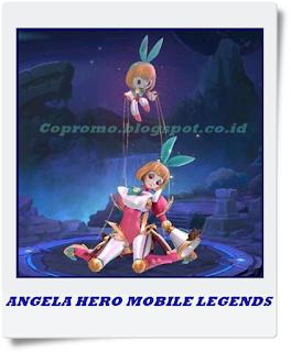 Hero Baru Angela Mobile Legends