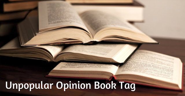 Unpopular Opinion Book Tag