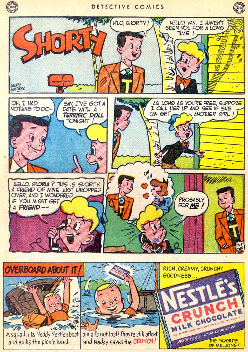 Detective Comics (1937) 165 Page 30
