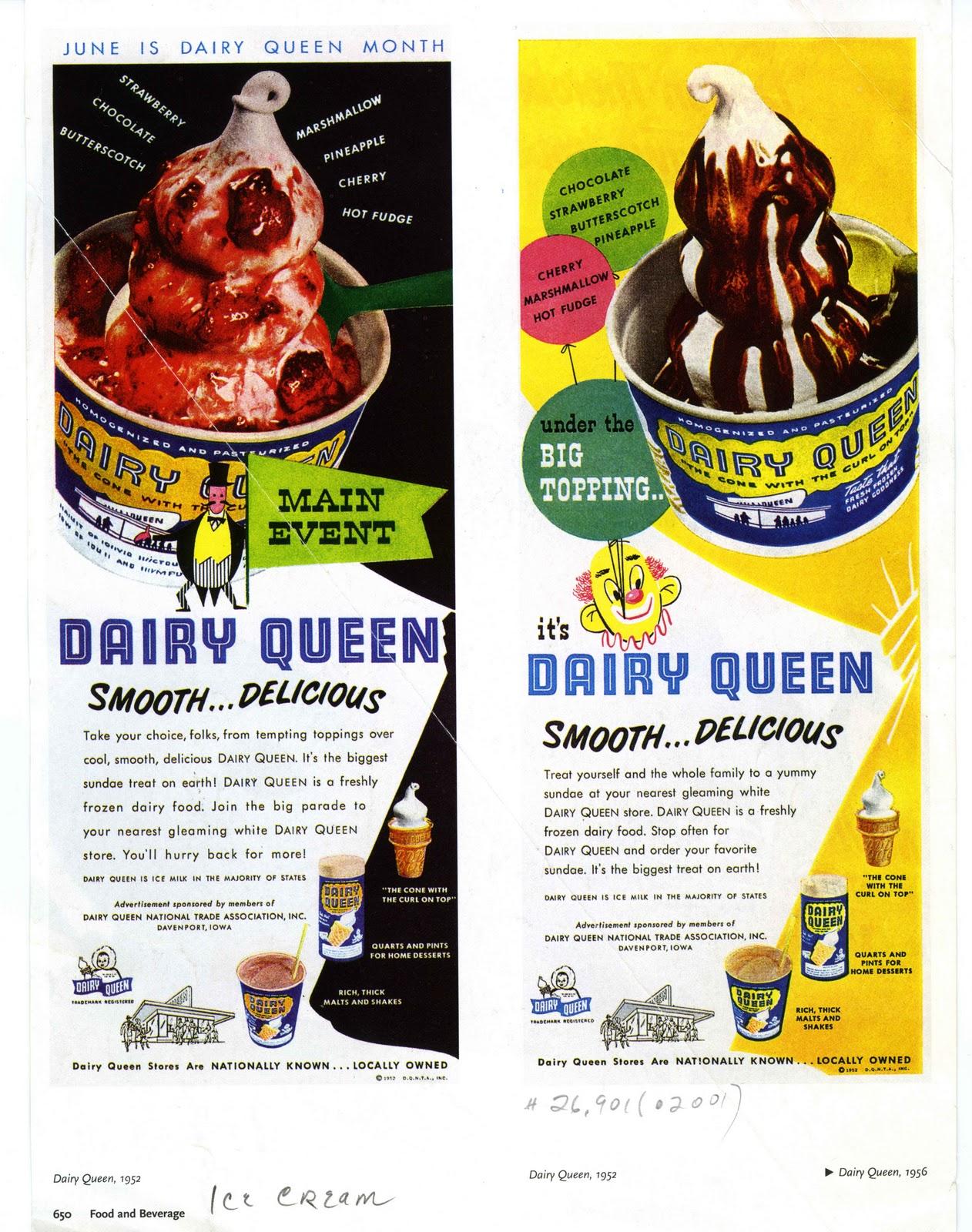 Vintage Dairy Queen 35