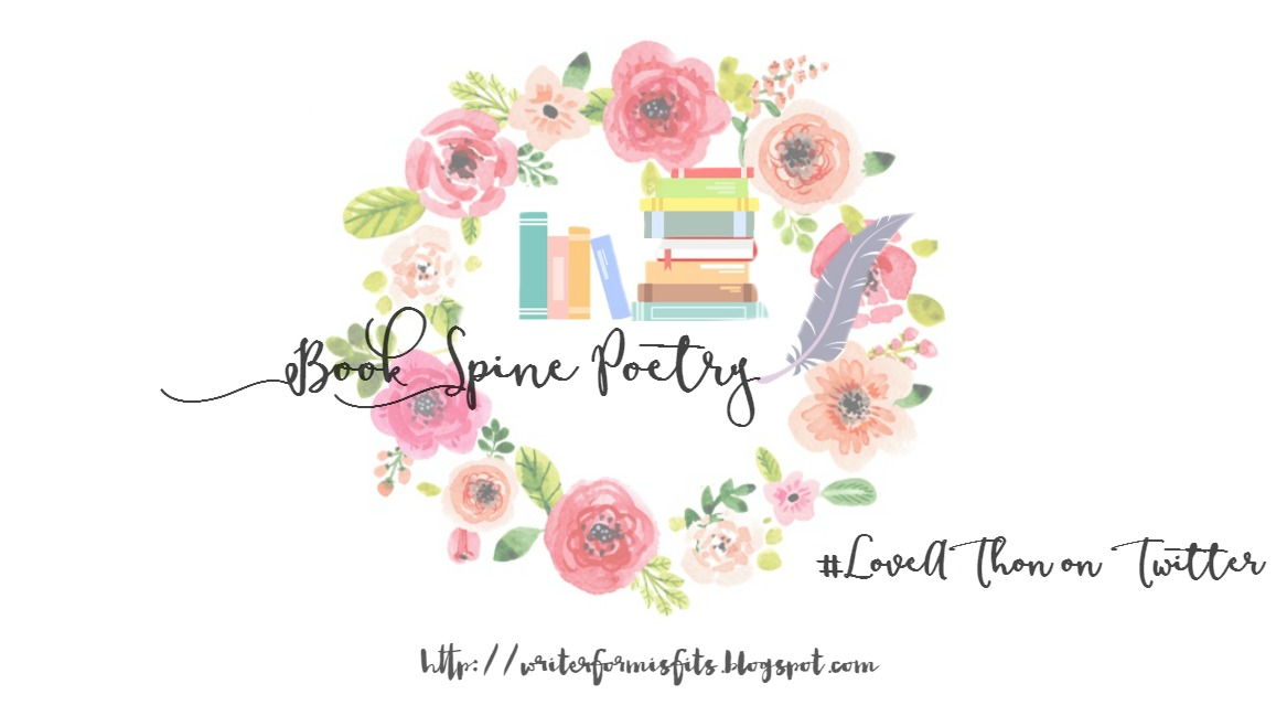 Writer For Misfits (A Book Blog): BOOK BLOGGER LOVE-A-THON