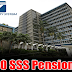 Lower House Approves P2-K SSS Pension Hike in 3rd and Final Reading