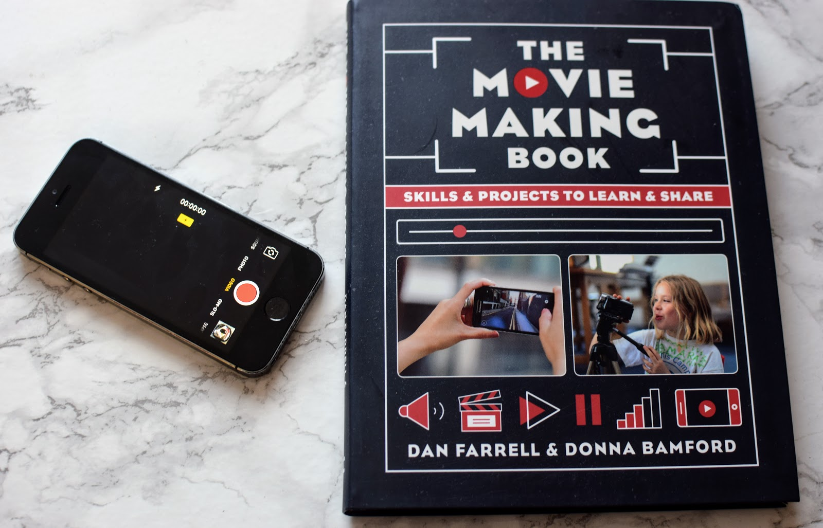 , The Movie Making Book- Review and Competition