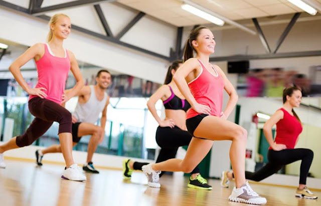 Exercise Regimen While On The Special Diet