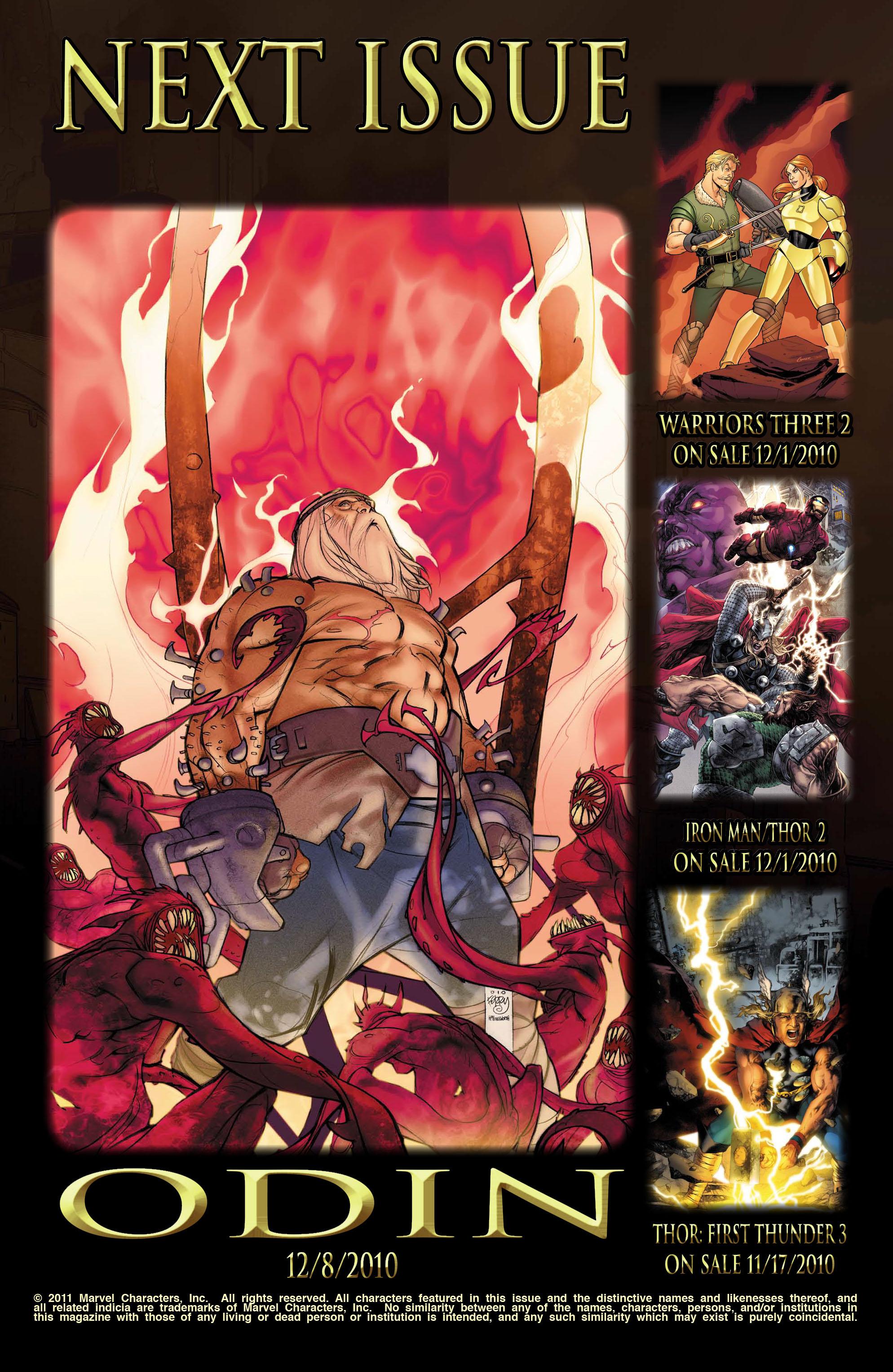 Thor (2007) Issue #617 #30 - English 20