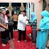 Tarling Di Masjid Al Mubarok Janti, Bupati Hj Sri Mulyani Bantu Paket Sembako