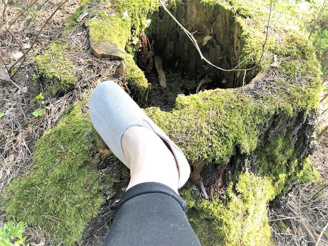 kevät kengät ilman sukkia