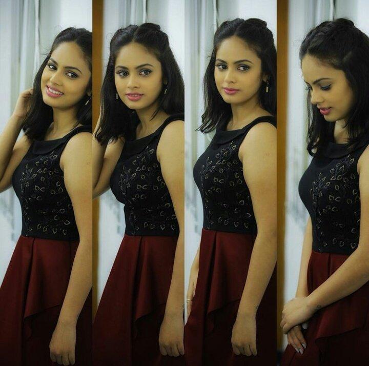 Actress NandthaSwetha Latest HD Images