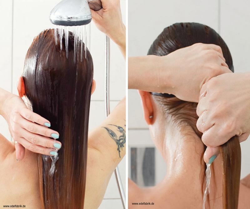wie wasche ich dünne Haare am besten, Dessange Farbpracht Review
