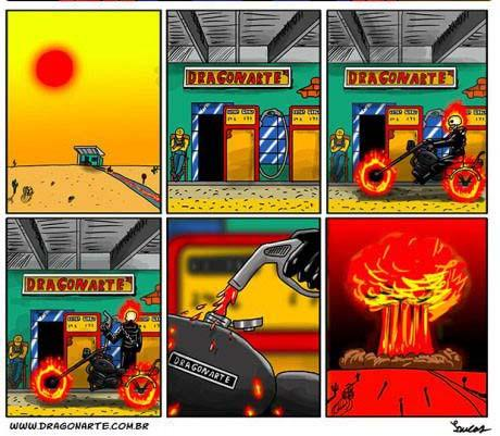 22 Funny Comics of  Video Game, Cartoon and Superheros.