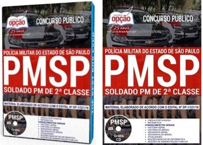 apostila Polícia Militar de São Paulo 2018 soldado PM de 2ª Classe.
