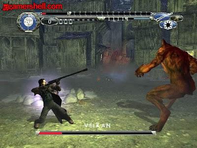 Van Helsing (PS2) 2004