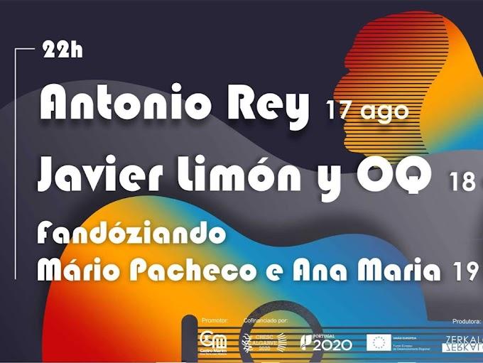 Javier Limón y OQ en el Festival de Lucía de Castro Marim