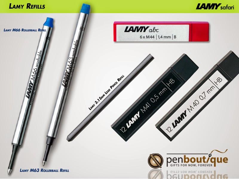 Lamy Safari Refills