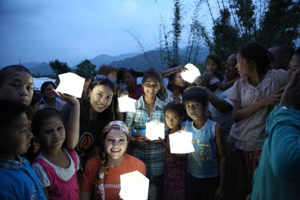 Solarpuff, Lampu Ramah Lingkungan Yang Mirip Origami