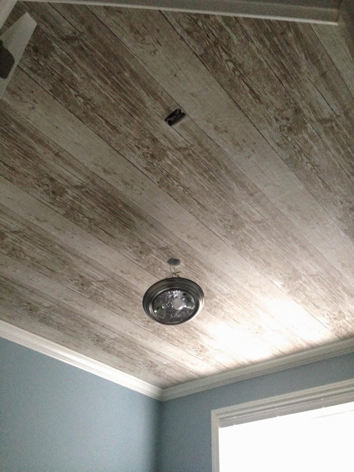 Design dump neutral masculine nursery week 2 - Faux wood plank wallpaper ...