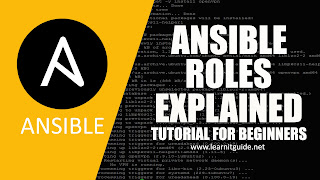 Ansible Roles Explained with Examples - Ansible Tutorials