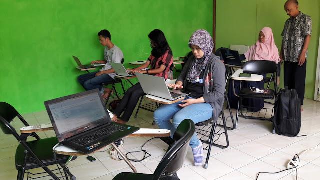 latihan Internet Marketing PKBM Dharma Bekti Cibinong Bogor