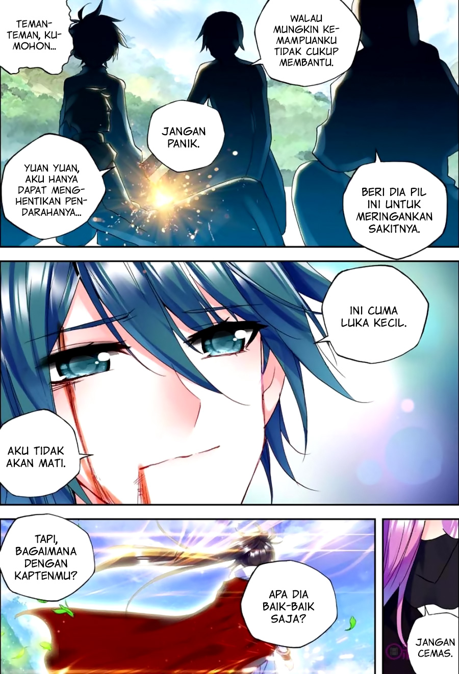 Baca Komik Shen Yin Wang Zuo Chapter 125 Komik Station