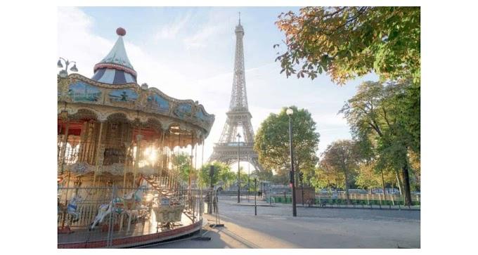 Asiknya Mengunjungi Paris dan Normandia