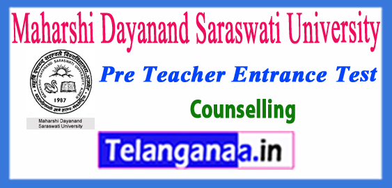 Pre Teacher Entrance Test  2nd Round Counselling Result 2018 Allotment