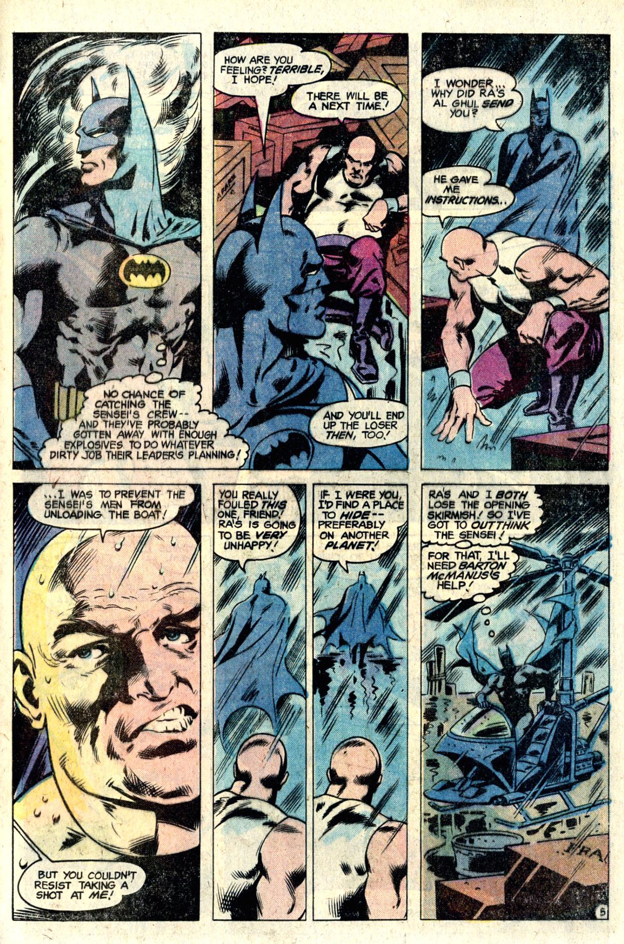 Detective Comics (1937) 490 Page 6